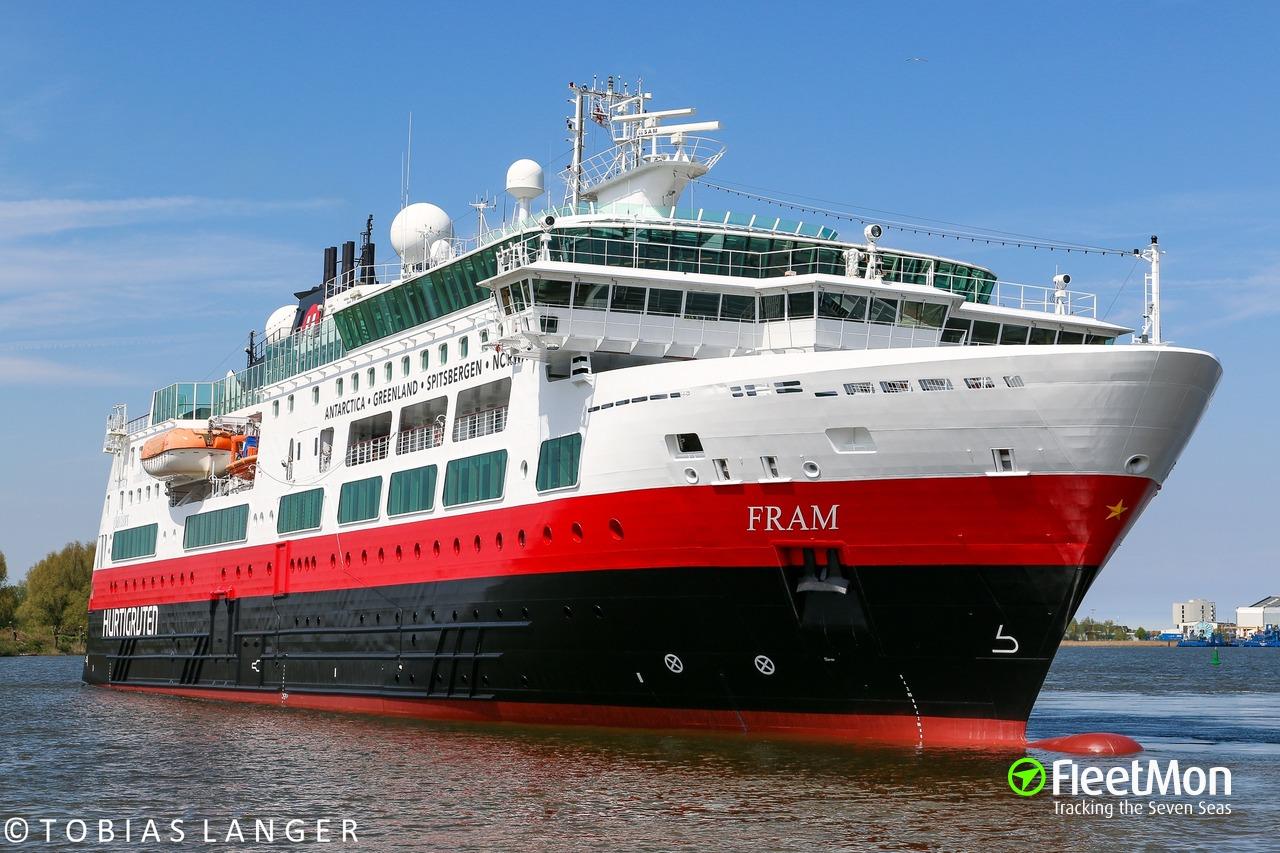 ankunft der kreuzfahrtschiffe in bremerhaven